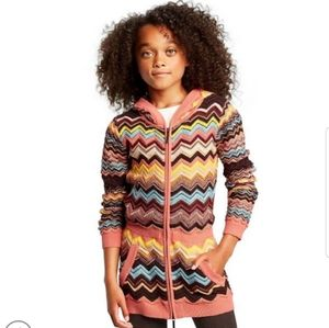 Missoni for Target Girls Chevron Sweater